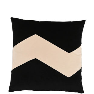 CUSHION COVER ZICK ZACK 45X45CM