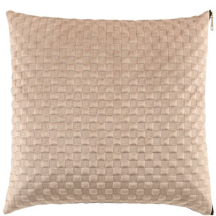 CUSHION COVER CHUCK 45X45CM BEIGE