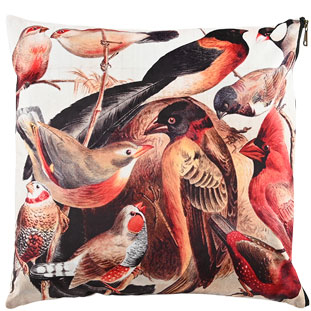 CUSHION COVER BIRDIE 45X45CM