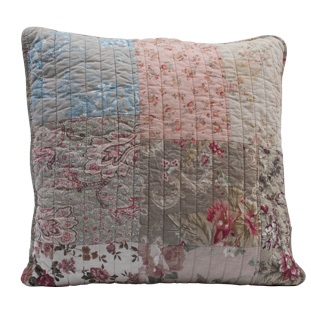 CUSHION COVER ROSEGARDEN 45X45