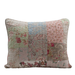 CUSHION COVER ROSEGARDEN 50X60