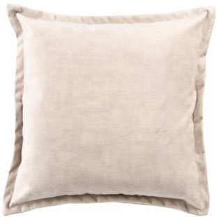 CUSHION COVER ALEGRA 50X50CM BEIGE