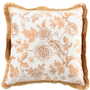 CUSHION COVER MAGDALENA 45X45CM