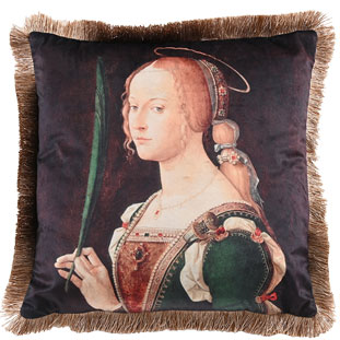 CUSHION COVER VICTORIA 45X45CM