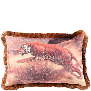 CUSHION COVER TIGER 40X60CM