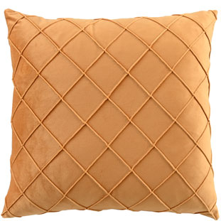CUSHION COVER XANDER 45X45CM YELLOW