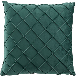 CUSHION COVER XANDER 45X45CM GREEN