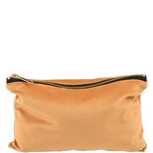 JEWELRY BAG SCARLETT YELLOW