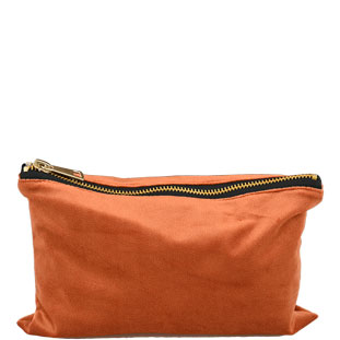 JEWELRY BAG SCARLETT ORANGE
