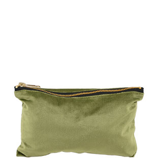 JEWELRY BAG SCARLETT LIGHT GREEN