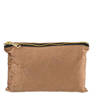 JEWELRY BAG AZAY CAMEL