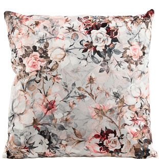 CUSHION COVER ROSY 45X45CM
