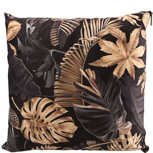 CUSHION COVER GOLDEN JUNGLE 45X45CM