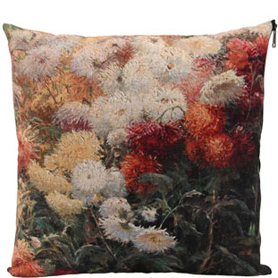 CUSHION COVER TAGETES 45X45CM