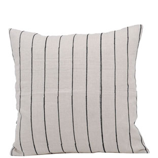 CUSHION COVER STRIPES 50X50