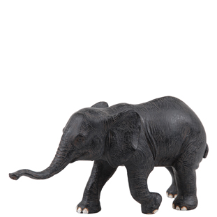 ELEPHANT BABY DARK BROWN