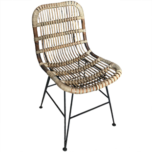CHAIR RATTAN SMALL