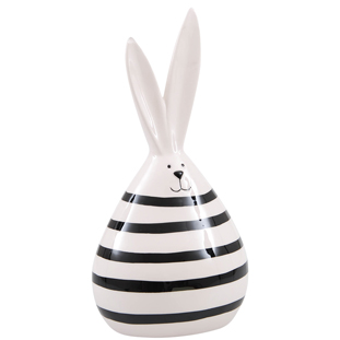 STRIPED BUNNY LARGE