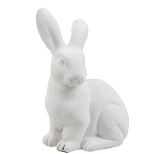STATUE SITTING RABBIT
