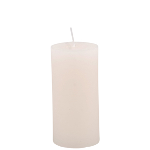 CANDLE 6X12CM CREAM 46HR