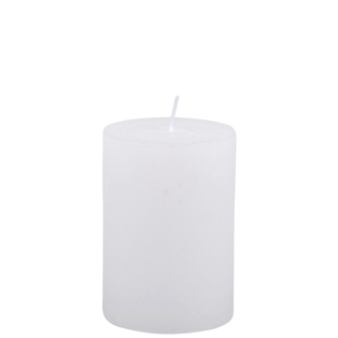 CANDLE 7X10CM WHITE 40HR