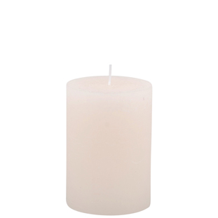 CANDLE 7X10CM CREAM  40HR