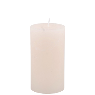 CANDLE 7X13CM CREAM 52HR