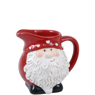 PITCHER SANTA RED SMALL