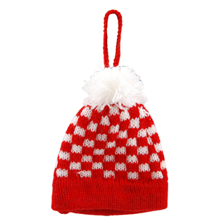 HANGING DECORATION CHRISTMAS HAT