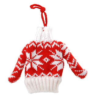 HANGING DECORATION CHRISTMAS SWEATER