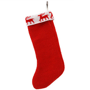 STOCKING RAINDEER