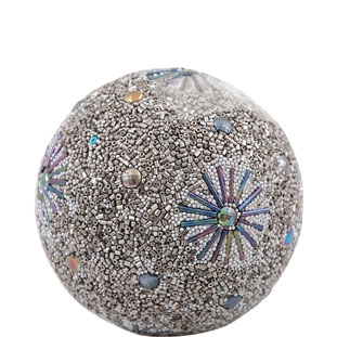 DECORATION BALL SPARKLE MULTI