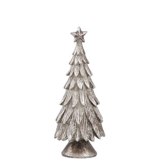 DECORATION SHIMMERING TREE SMALL