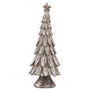 DECORATION SHIMMERING TREE LARGE