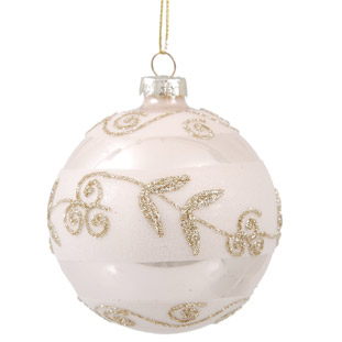 ORNAMENT ROYAL WHITE