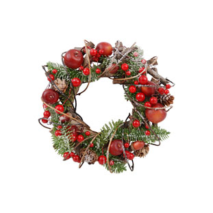 WREATH SANDRA SMALL