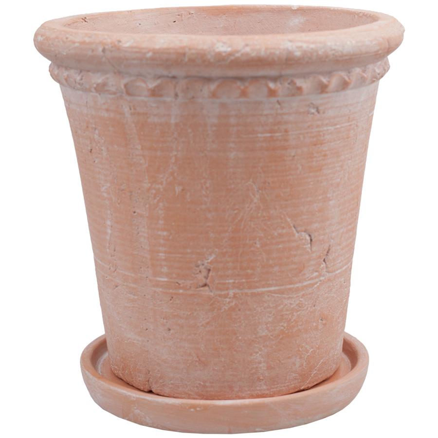 Terracotta kruka stor