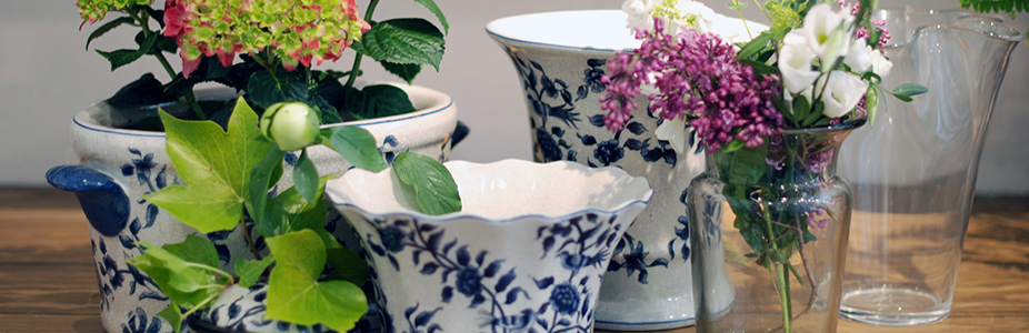 Miljögårdens krukor och vaser
