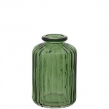 MINI VASE STRAIGHT  GREEN