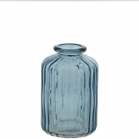 MINI VASE STRAIGHT  BLUE