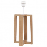 TABLE LAMP CRISS-CROSS E27
