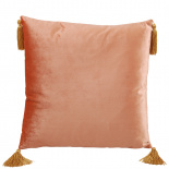 CUSHION COVER ASHLEY 45X45CM PEACH