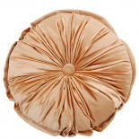 CUSHION ROUND CHESTER DIA 45CM CHAMPANGE