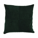 CUSHION COVER MANCHESTER 45X45CM GREEN