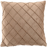 CUSHION COVER XANDER 45X45CM BEIGE