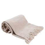 THROW SILIVA 130X170CM BEIGE