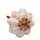 KNOB FLOWER WITH DECOR