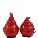 SALT AND PEPPER SET SANTA