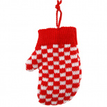 HANGING DECORATION CHRISTMAS GLOVE