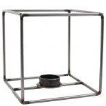 CANDLE HOLDER CAGE LOW LARGE